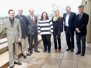 Rene, Jean-Yves, Benoit, Patrizia, Jacqueline, Karl, Andreas