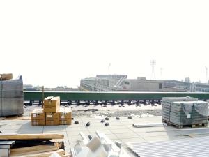 New power generation on new  CSEM building