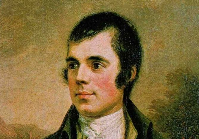 A Robert Burns is for life, not just for 25 January !