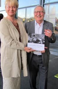 Jacqueline Schindler und Erich Singer