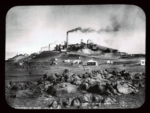 Lead from Broken Hill leads to pollution abroad. NSW Records Office, CC BY
