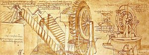 Mechanics by Da Vinci