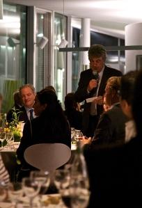 Prof. Patrick Aebischer, President of EPFL