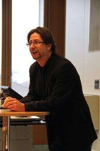 Porf. Dr. Daniel Müller Nielaba, Präsident der SAGG