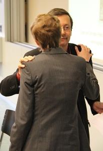 Prof. Dr. René Wetzel ud Dr.  Nicole Eichenberger