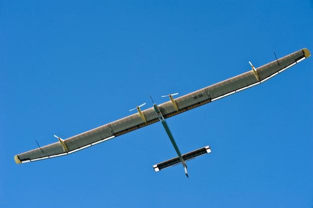 Solar Impulse quittera Payerne pour Abou Dhabi début janvier. Image: Gérald Bosshard