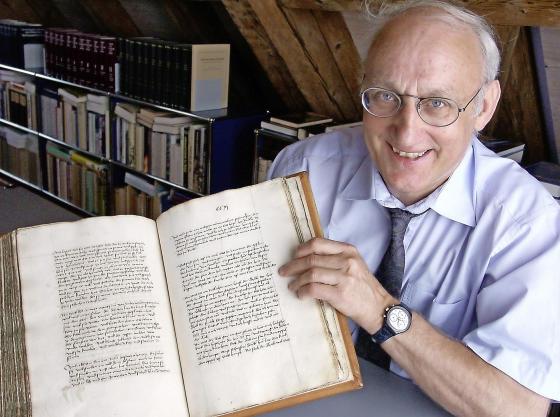 Vielseitiger Wissenschaftler und Buchautor: der ehemalige Obwaldner Staatsarchivar Angelo Garovi. (Archivbild Neue LZ)