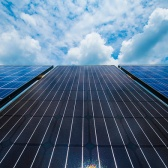 Minute changes in cloud formations can slash the power output of solar panels in seconds.