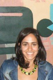 Lucía Pereira,  Asociación de becarios Fundación Barré