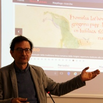 Francesco Santi, General Manger of SISMEL