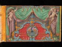 Basel, Pharmazie-Historisches Museum der Universität Basel, Cod. V258