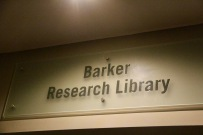 Barkers research
