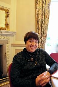 Joanna Barker, MBE