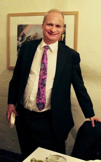Prof. Stephen Taylor