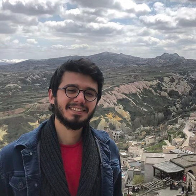 Sinan Yilmaz, MS and future PhD
